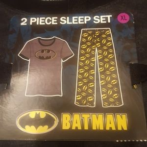 Men's Batman Sleep Set DC Comics